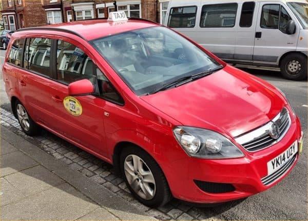 Darlington taxi